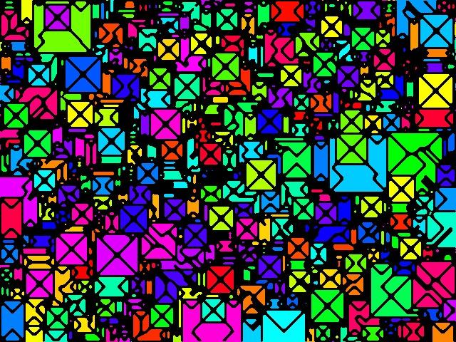 colour blobs 98